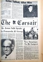 Pensacola Junior College Corsair, March 22, 1971