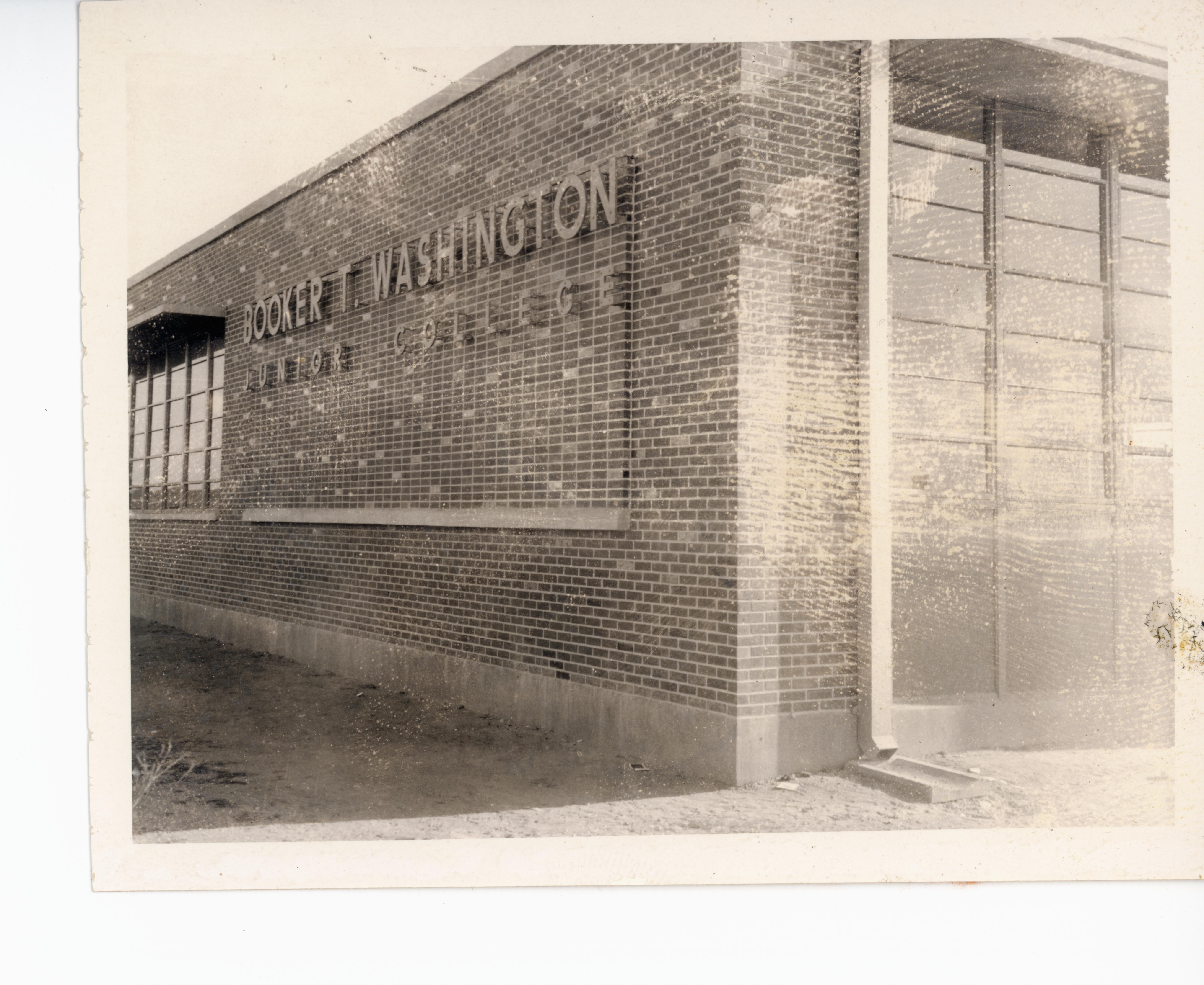 Booker T. Washington Junior College Photos