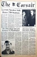 Pensacola Junior College Corsair, April 8, 1972.