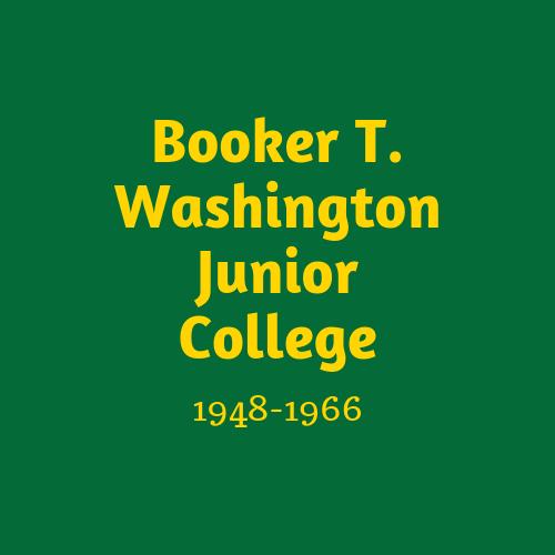 Booker T. Washington Junior College